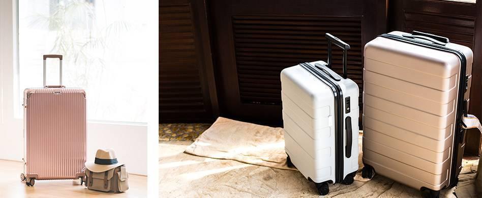 Как выбрать чемодан - 2