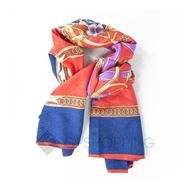 Женский шелковый шарф WJ-26 LANYINGDI, фото 1