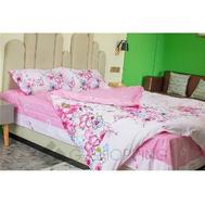 Постельное белье SJT0004 розовое, фото 1