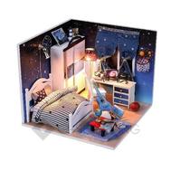 """Детская игрушка кукольный домик """"Комната звезды"""" ZQW04 Dolemikki, фото 1"""