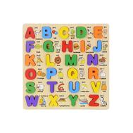 """Развивающая мозаика """"Английский алфавит"""" Dolemikki, фото 1"""