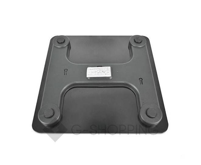 Электронные напольные весы черные GB-BS005, фото 2