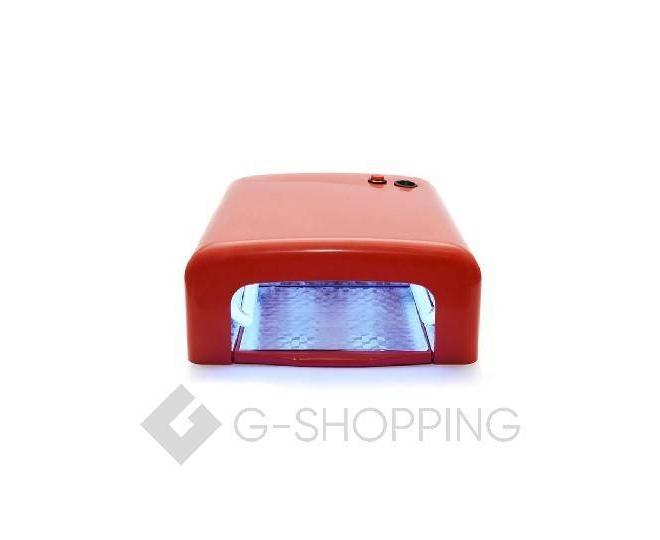 Лампа для сушки ногтей 818, фото 3
