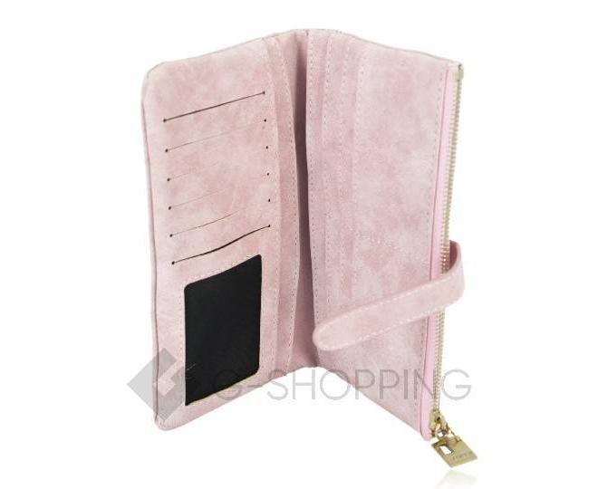 Женский кошелек Kingth Goldn с070 розовый