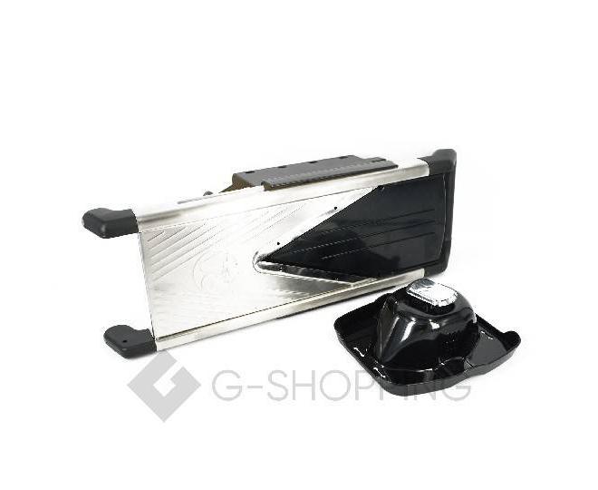 Овощерезка мультифункциональнаяОвощерезка мультифункциональная Удачная покупка из нержавеющей стали, фото 2