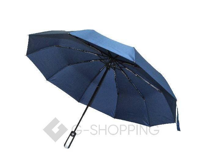 Зонт синий Удачная покупка 105 см, фото 3