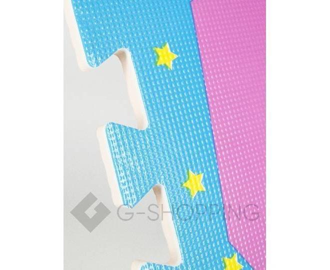 Детская игра развивающий коврик пазл 3D Meitoku Цифры 10 деталей, фото 2