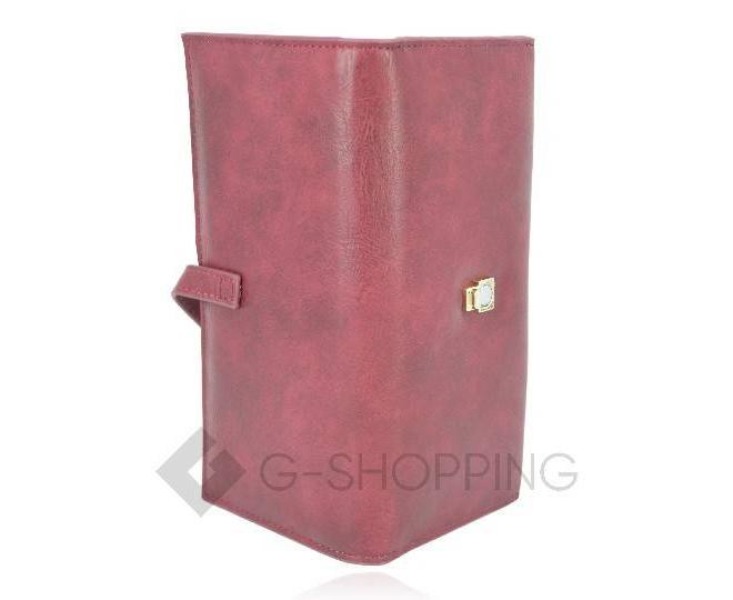 Женский кошелек Kingth Goldn с068 пурпурный