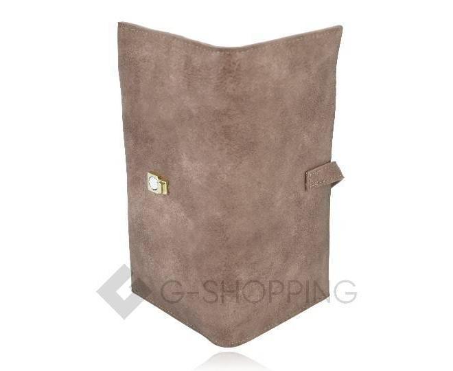 Кошелек Kingth Goldn с068 коричневый