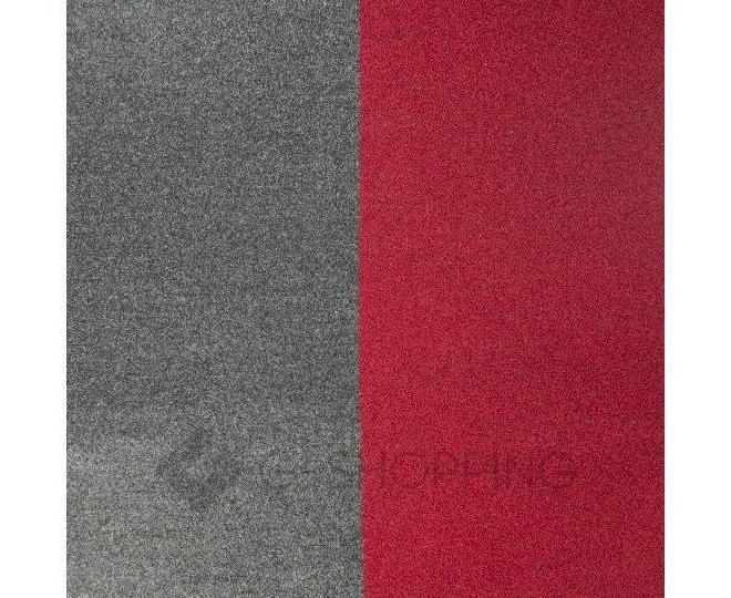 """Шарф с флисом WJ-16 красный """"Фигуры"""" LANYINGDI"""