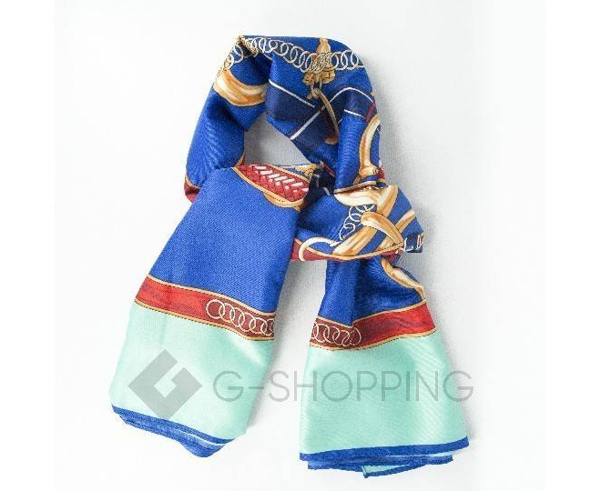 Женский шелковый шарф WJ-24 LANYINGDI