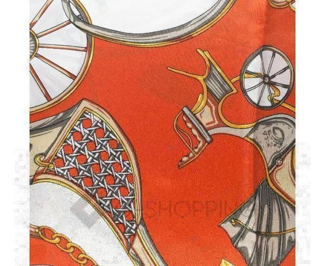 Женский шелковый шарф WJ-31 LANYINGDI, фото 3