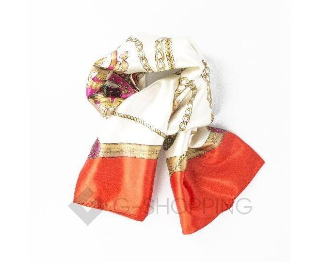 Женский шелковый шарф WJ-32 LANYINGDI