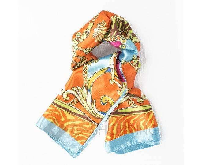 Женский шелковый шарф WJ-37 LANYINGDI