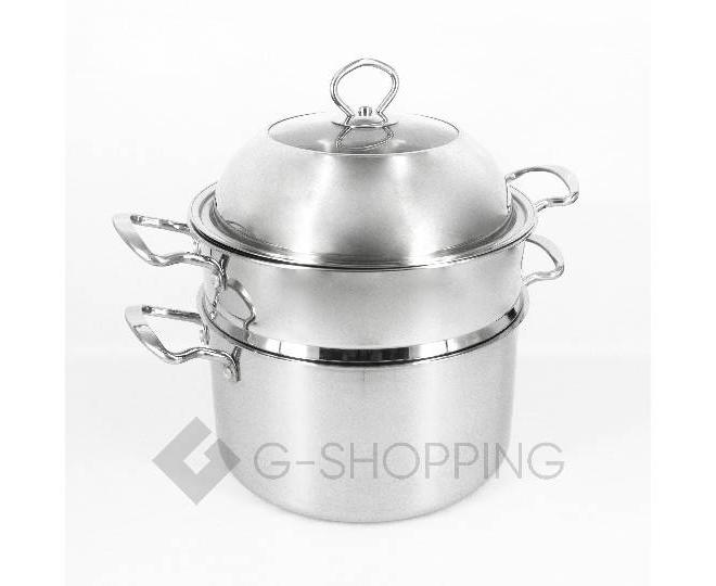 Кастрюля для супа из прочной нержавеющей стали TG-0124 USLANBFAY, фото 1