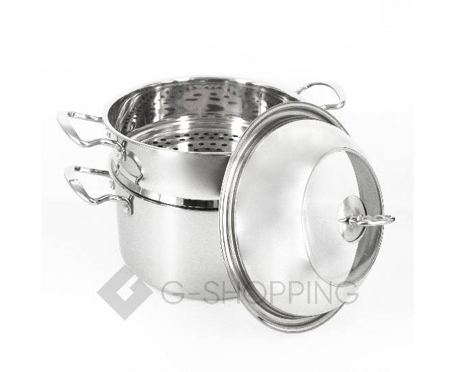 Кастрюля для супа из прочной нержавеющей стали TG-0124 USLANBFAY, фото 4