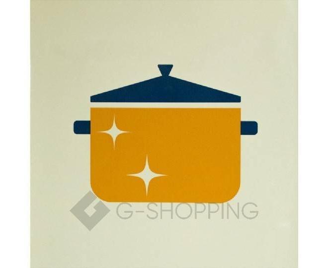"Наклейка для кухни RYP-33 ""Вкусная еда"" USLANBFAY, фото 4"