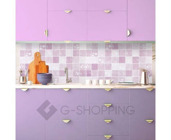 """Наклейка для кухни RYP-35 """"Зеленый лимон"""" USLANBFAY, фото 1"""