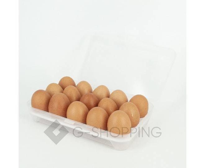 Контейнер для яиц RYP-06 белый USLANBFAY, фото 1