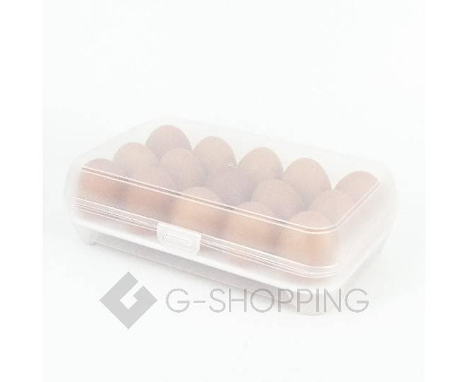 Контейнер для яиц RYP-06 белый USLANBFAY, фото 5