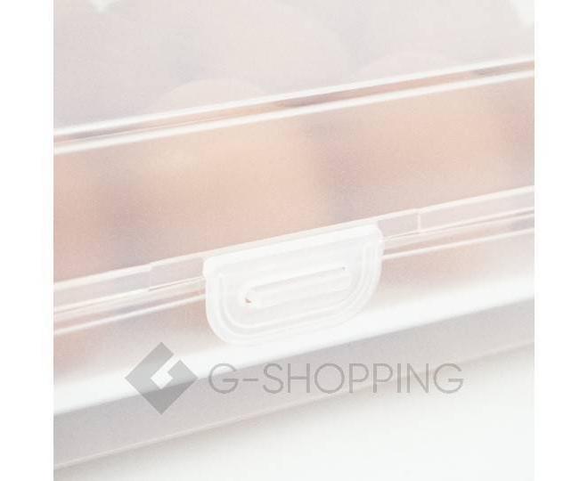 Контейнер для яиц RYP-06 белый USLANBFAY, фото 6