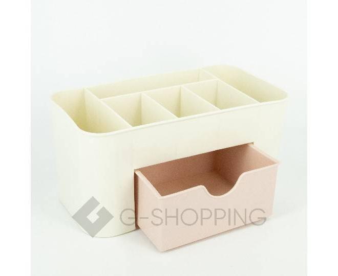 Ящик настольный RYP-08 розовый USLANBFAY, фото 4