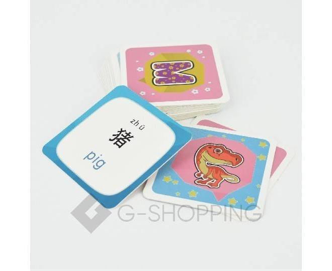 Детская игра карты игральные Meitoku 3D, фото 2