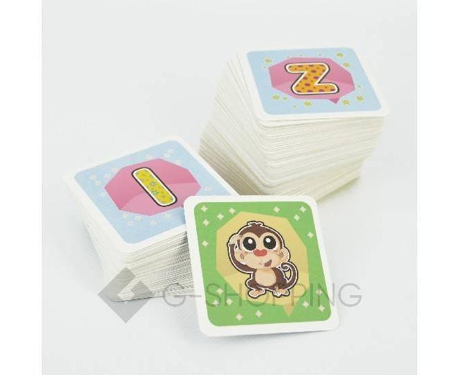 Детская игра карты игральные Meitoku 3D, фото 4
