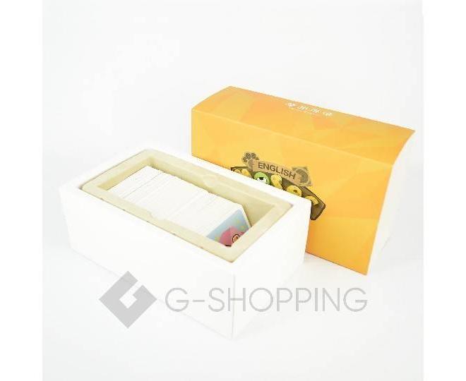 Детская игра карты игральные Meitoku 3D, фото 1