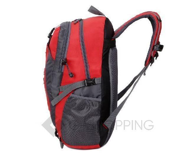 Рюкзак красный Kingth Goldn, фото 3