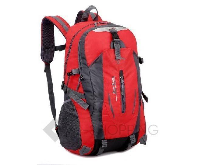 Рюкзак красный Kingth Goldn, фото 5
