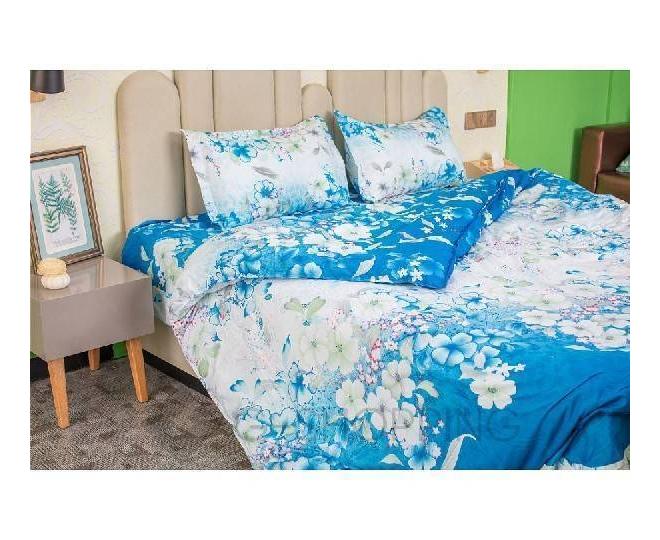 Постельное белье SJT0003 синее, фото 1