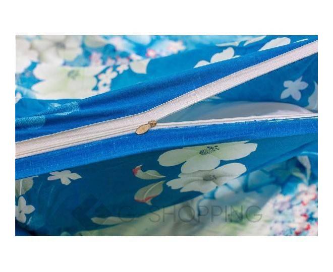 Постельное белье SJT0003 синее, фото 5