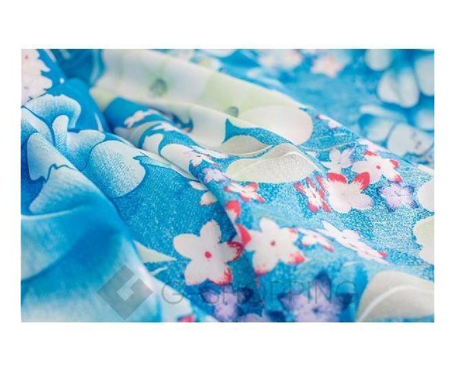 Постельное белье SJT0003 синее, фото 6