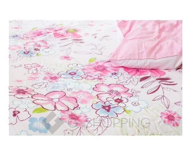 Постельное белье SJT0004 розовое, фото 4