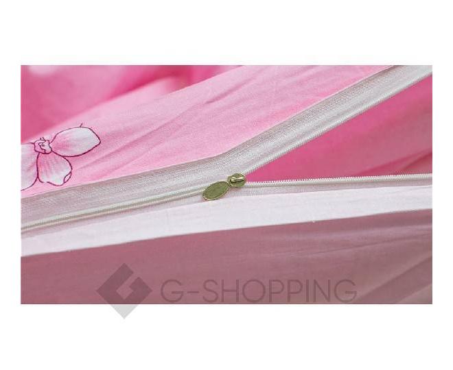 Постельное белье SJT0004 розовое, фото 5