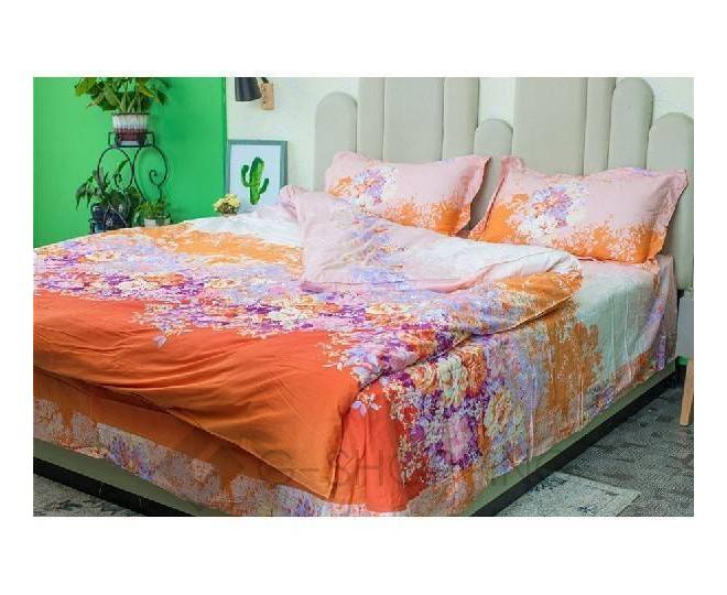Постельное белье SJT0005 оранжевое, фото 2