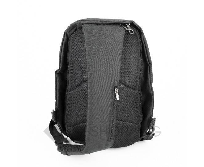 Рюкзак текстильный черный C130-01 Kingth Goldn, фото 4