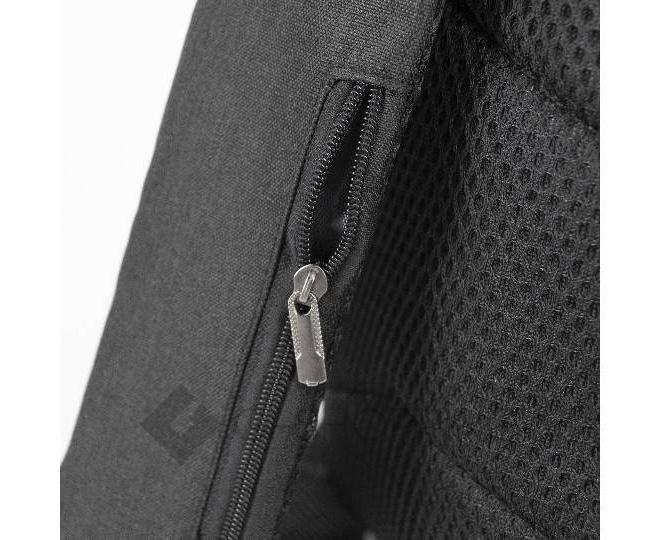 Рюкзак текстильный черный C130-01 Kingth Goldn, фото 5