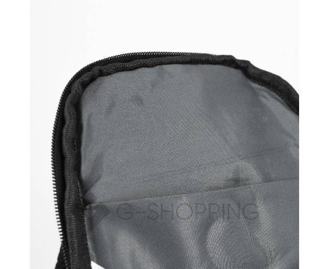 Рюкзак текстильный черный C130-01 Kingth Goldn, фото 7