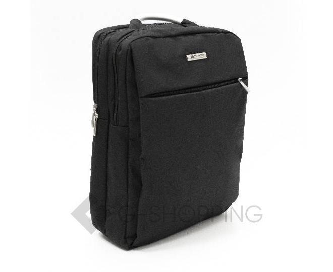 Рюкзак текстильный черный C133-01 Kingth Goldn, фото 2