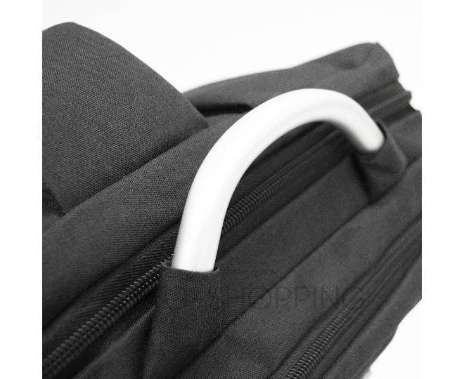 Рюкзак текстильный черный C133-01 Kingth Goldn, фото 4