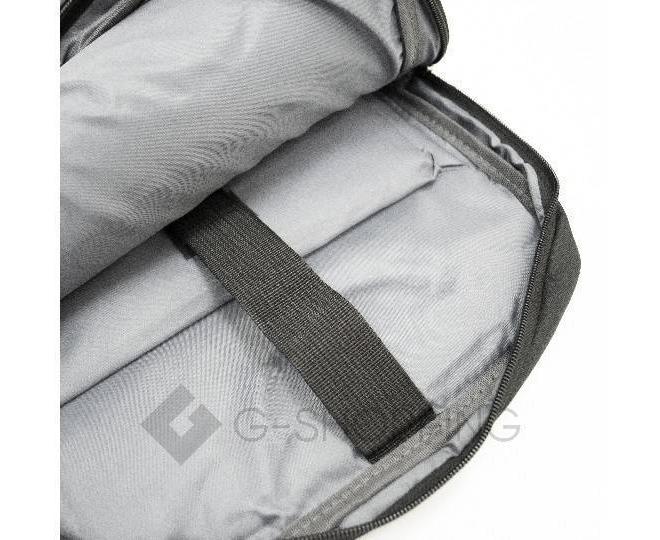 Рюкзак текстильный черный C133-01 Kingth Goldn, фото 5