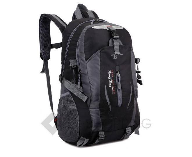 Рюкзак черный, Kingth Goldn, фото 1