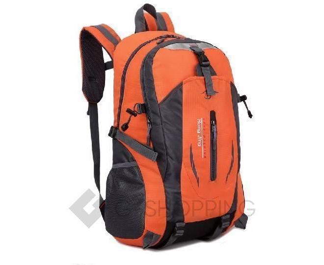 Рюкзак оранжевый текстильный Kingth Goldn, фото 1