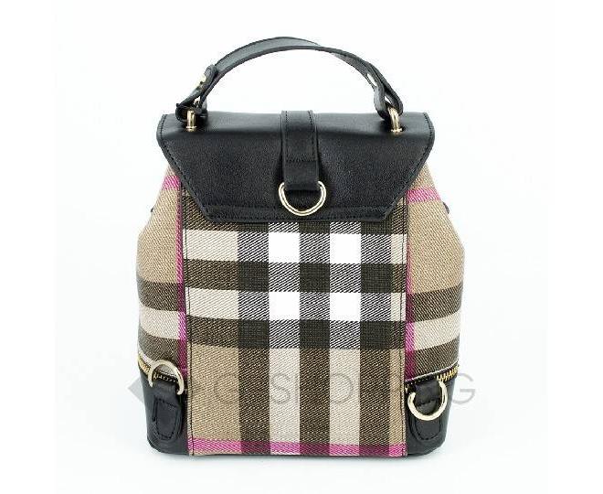 Сумка-рюкзак черный C141-01 Kingth Goldn, фото 5