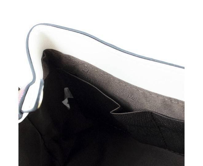 Женский мини-рюкзак из ткани в сочетании с экокожей Kingth Goldn C141-02, фото 6