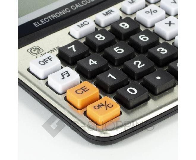 Калькулятор настольный 8-битный KK-800A, фото 4