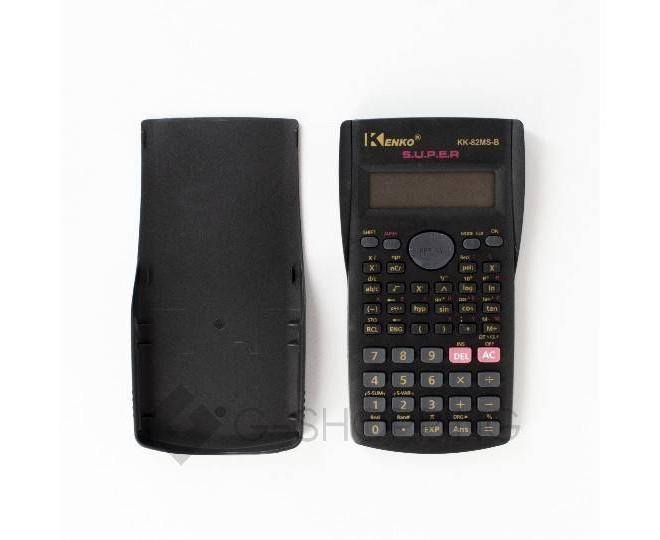 Калькулятор настольный JSQ02, фото 1