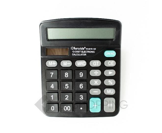 Настольный калькулятор JSQ03, фото 1